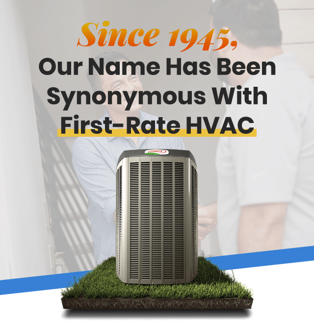 First Rate HVAC image